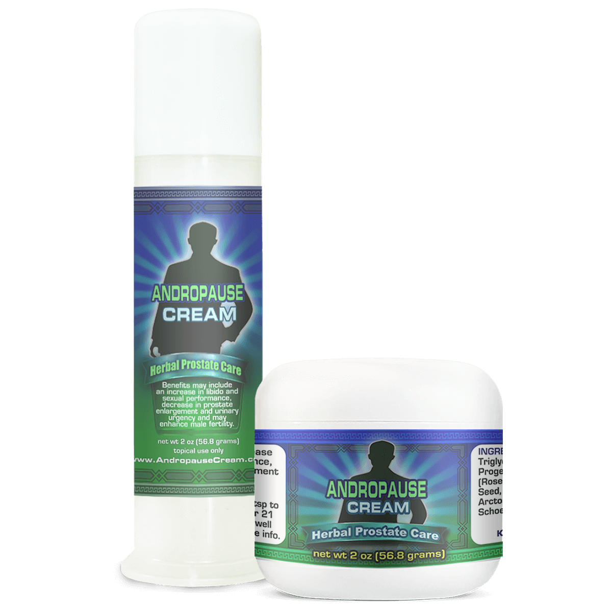 Best Natural Andropause Cream Supplement for Men